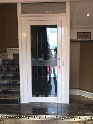 成都别墅家用电梯