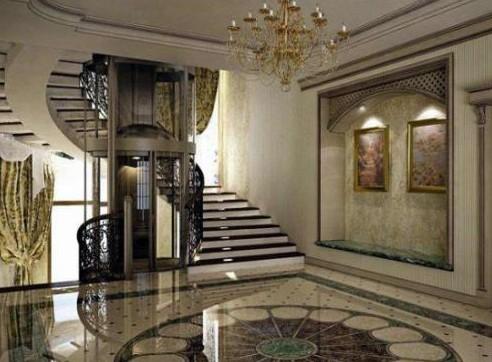 自建房安装电梯
