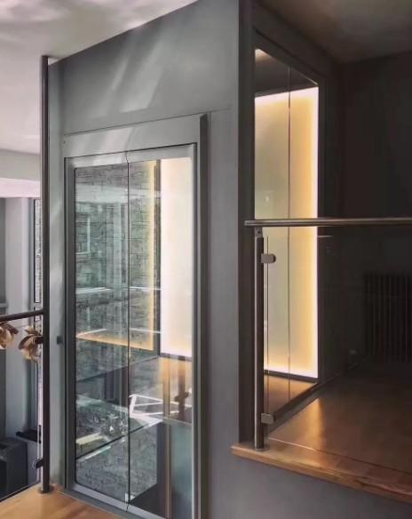 高端大气的家用电梯