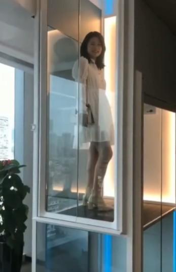 我们四川温馨的家用电梯图2