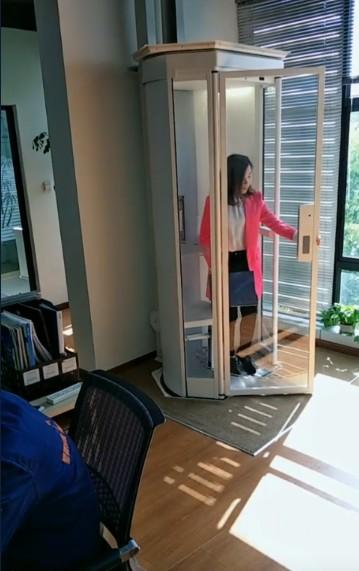 绵阳电梯安装示意图