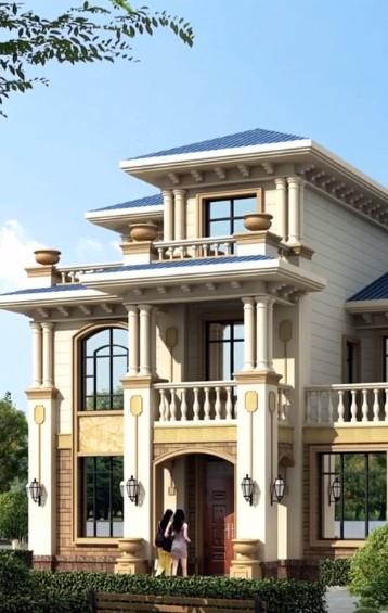 别墅电梯设计方案示意图