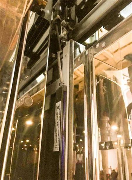 镜面的家用电梯轿厢定制