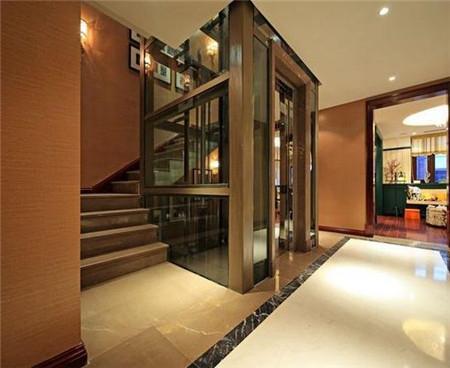 有点古风的别墅电梯