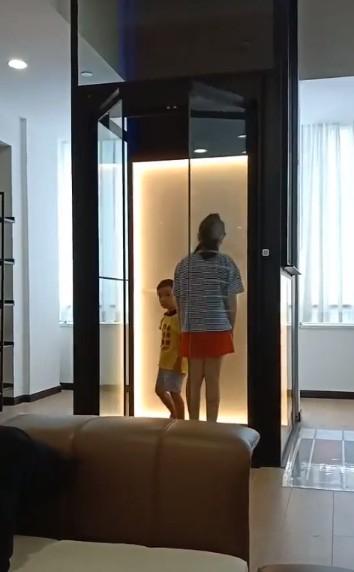 成都的家用电梯质量就是好,其它的品牌都要差一些