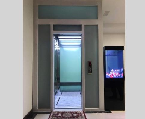 小型家用电梯漂亮又美观