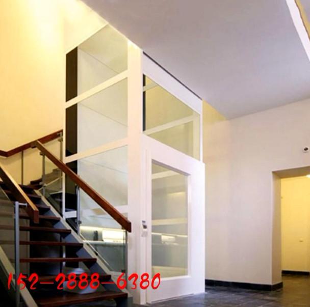 二层别墅电梯图