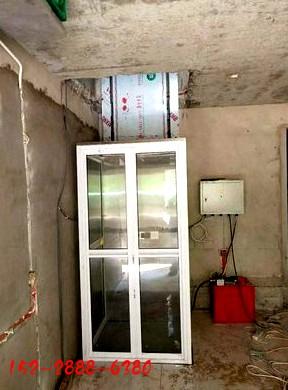 小型别墅家用电梯