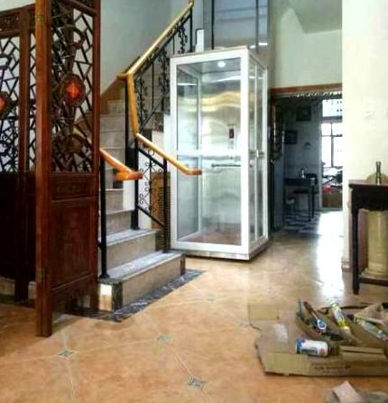安全的家用小型电梯