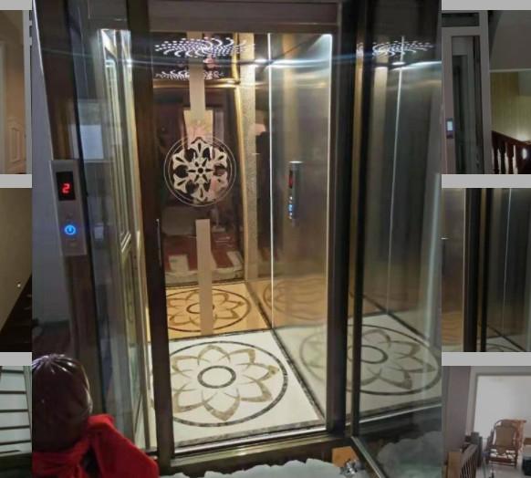 成都电梯安装效果很不错