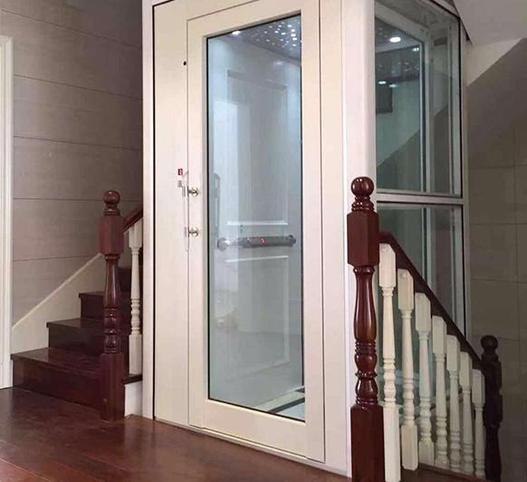 液压式家用电梯很漂亮