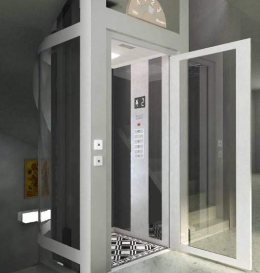 成都漂亮的家用电梯