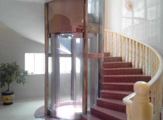 螺杆式别墅电梯