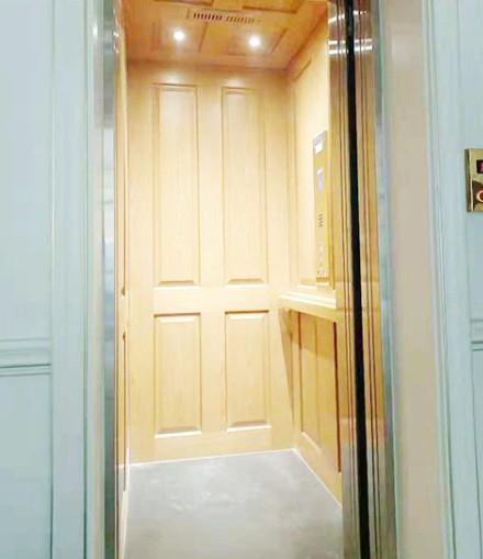 可供2至3人的漂亮家用型别墅电梯