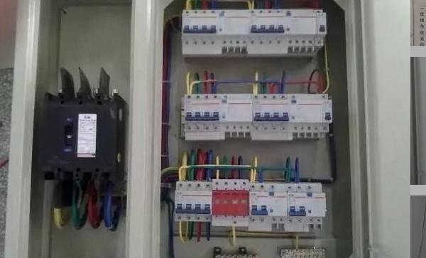 家用电梯安全保护开关电路组