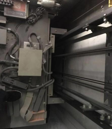 曳引比较贵的电梯内部经构和工作原理