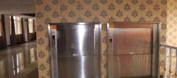 别墅电梯维修中